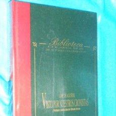 Libros de segunda mano: LOPE DE AGUIRRE VISTO POR NUESTROS CRONISTAS · COLSEGUROS, 1998 · 23CM. 236PÁGINAS. Lote 101132799