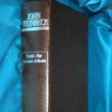Libros de segunda mano: JOHN STEINBECK, TORTILLA FLAT+LAS UVAS DE LA IRA · MUNDO ACT. ED., 1983 · 21CM. 662PÁGINAS. Lote 101143163