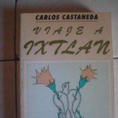 Libros de segunda mano: VIAJE A IXTLAN, DE CARLOS CASTANEDA. FONDO DE CULTURA ECONÓMICA, 1995. Lote 101219787
