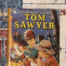 Libros de segunda mano: TOM SAWYER MARK TWAIN. Lote 101243395