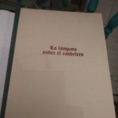 Libros de segunda mano: LA LAMPARA SOBRE EL CANDELERO - DOMINGO CABRERA CRUZ. Lote 101282919