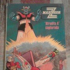 Libros de segunda mano: AFRODITA A CAPTURADA - MAZINGER Z Nº 3 - 1978. Lote 101433863