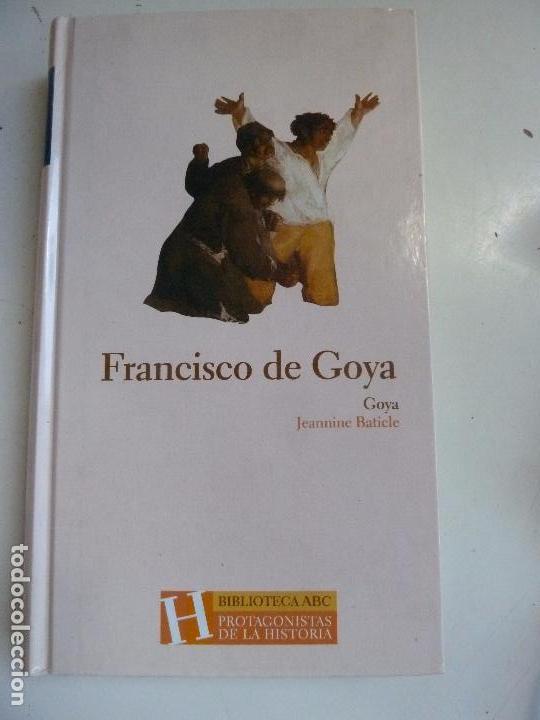 GOYA. BATICLE. TAPA DURA (Libros de Segunda Mano (posteriores a 1936) - Literatura - Otros)