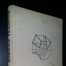Libros de segunda mano: DIBUJO TECNICO / ALBERT BACHMANN Y RICHARD FORBERG. Lote 101456879
