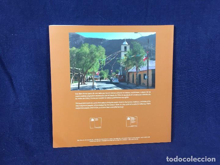 Libros de segunda mano: antropologia etnografia chile diaguitas chilenos pueblos originarios 20x20cms - Foto 4 - 183232111