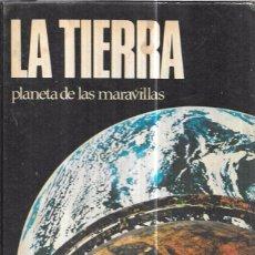 Libros de segunda mano: LA TIERRA. PLANETA DE LAS MARAVILLAS. HANNS KNEIFEL. CIRCULO DE LECTORES 1973.. Lote 101588351