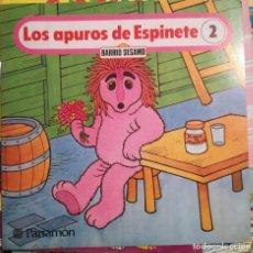 Libros de segunda mano: ESPINETE 4 CUENTOS BARRIO SESAMO PARRAMÓN Nº 1-2-5-6 NUEVO. Lote 106679463