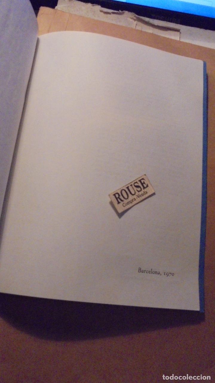 Libros de segunda mano: POESIA VISUAL - JOAN BROSSA . PLUJA . BARCELONA 1973 EN TAPA EN INTERIOR BARCELONA 1970 LIBRO CON - Foto 4 - 101635439