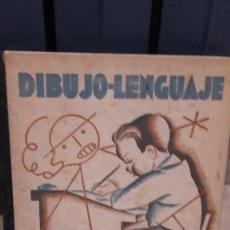 Libros de segunda mano: DIBUJO-LENGUAJE.. Lote 101677343