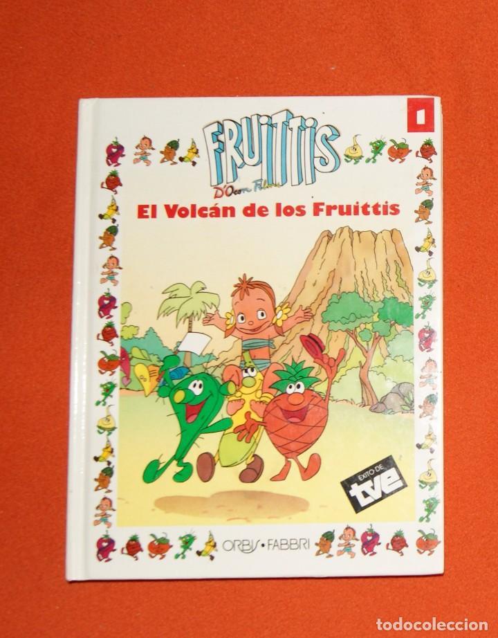 EL VOLCÁN DE LOS FRUITIS TOMO 1 (Libros de Segunda Mano - Literatura Infantil y Juvenil - Otros)