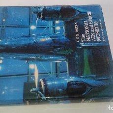 Libros de segunda mano: THE NATIONAL AIR AND SPACE MUSEUM-C.D.B. BRYAN-GRAN FORMATO-VER FOTOS-AERONAUTICA. Lote 101727331