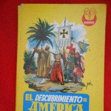 Libros de segunda mano: EL DESCUBRIMIENTO DE AMERICA-AMENUSS. Lote 145688689