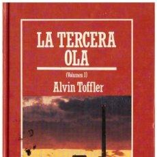 Libros de segunda mano: LA TERCERA OLA (VOL. I) - ALVIN TOFFLER - BIBLIOTECA DE DIVULGACION CIENTIFICA MUY INTERESANTE, Nº 9. Lote 101943363