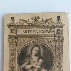 Libros de segunda mano: EL ARTE EN ESPAÑA. EDICION THOMAS. Nº 27. MUSEO DE BELLAS ARTES DE CADIZ. W. Lote 108304448