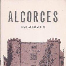 Libros de segunda mano: MARÍA ISABEL FALCÓN PÉREZ : ZARAGOZA MEDIEVAL. (ANÚBAR EDICIONES, COL. ALCORCES # 20, 1980). Lote 101982839