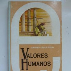 Libros de segunda mano - VALORES HUMANOS II - 101989575