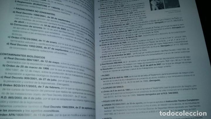 Libros de segunda mano: higiene industrial manuel / tomos I y II / manual practico / jesus falagan rojo - Foto 4 - 102011343