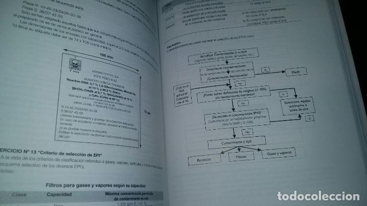 Libros de segunda mano: higiene industrial manuel / tomos I y II / manual practico / jesus falagan rojo - Foto 5 - 102011343