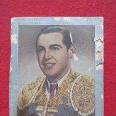 Libros de segunda mano: AGENDA TAURINA 1956 12 CMS 78 PGS 90 GRS TAUROMAQUIA. Lote 102155115