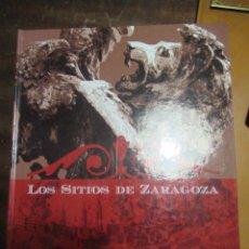 Libros de segunda mano: LOS SITIOS DE ZARAGOZA. HERALDO. EXCELENTE ESTADO. 1808 1809. Lote 102185691