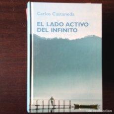 Libros de segunda mano - El lado activo del infinito. Carlos Castañeda - 102293290