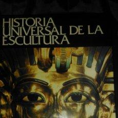 Libros de segunda mano: HISTORIA UNIVERSAL DE LA ESCULTURA. GINA PISCHEL. EDICIONES ASURI. 1982. 3 TOMOS. COMPLETA. CARTONÉ. Lote 102321519