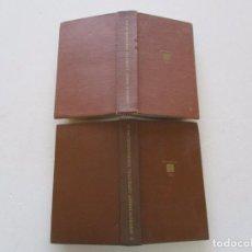 Libros de segunda mano: ENRIQUE ANDERSON IMBERT. HISTORIA DE LA LITERATURA HISPANOAMERICANA I Y II. DOS TOMOS. RMT84125. . Lote 102338163