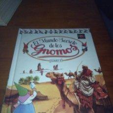 Libros de segunda mano: EL MUNDO SECRETO DE LOS GNOMOS TOMO 6. EST16B5. Lote 102411395