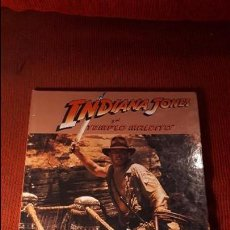 Libros de segunda mano: INDIANA JONES Y EL TEMPLO MALDITO. Lote 102424555