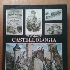 Libros de segunda mano: TRATADO DE CASTELLOLOGIA, SANTIAGO FAJARDO, EDICIONES TRIGO, 1996, CASTILLOS. Lote 102449939