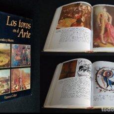 Libros de segunda mano: LOS TOROS EN EL ARTE. JOSÉ LUIS MORALES Y MARÍN. ESPASA - CALPE 1991. Lote 102457603