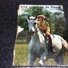 Libros de segunda mano: UNA AVENTURA DE PIPPA MEDIASLARGAS /POR: ASTRID LINDGREN -EDITA : JUVENTUD 1975. Lote 31203452