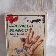 Libros de segunda mano: LIBRO COLECCION TUS LIBROS. ED. ANAYA. COLMILLO BLANCO. Nº102. 5ºED.. Lote 102549975