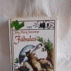 Libros de segunda mano: LIBRO COLECCION TUS LIBROS. ED. ANAYA. FABULAS. Nº42. 4ºED.. Lote 102550251