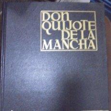 Libros de segunda mano: DON QUIJOTE DE LA MANCHA. MIGUEL DE CERVANTES. 2 TOMOS. AFANIAS. ESPASA-CALPE. 1979. Lote 102584323