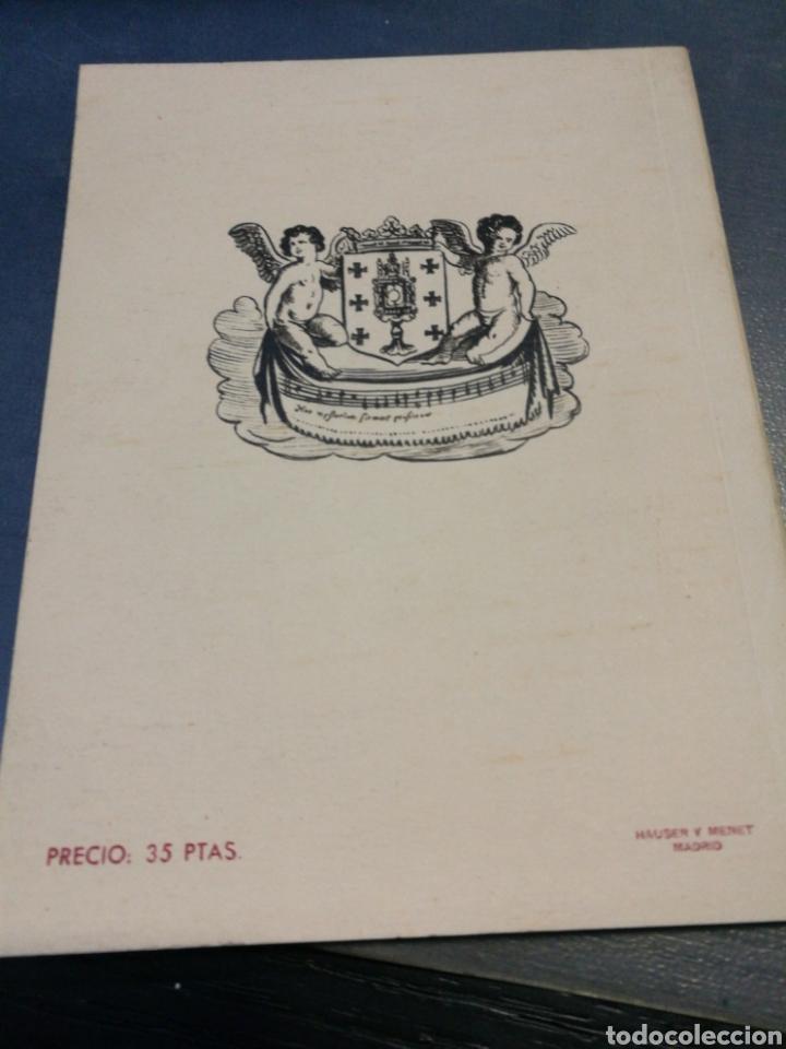 Libros de segunda mano: Colección Bibliófilos Gallegos. Obradoiro. Monasterios cistercienses de Galicia, VIII - Foto 2 - 102632484