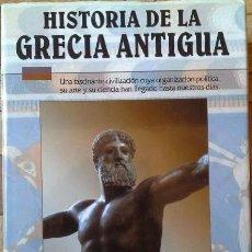 Libros de segunda mano: HISTORIA DE LA GRECIA ANTIGUA - JOSEPH M. WALKER. Lote 102568946