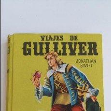 Libros de segunda mano: COLECCION JUVENIL CADETE. VIAJES DE GULLIVER. JONATHAN SWIFT. Lote 102668783