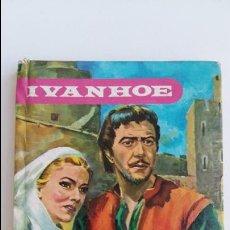 Libros de segunda mano: COLECCION FRANJA ESCARLATA IVANHOE Nº 9. 1964 . Lote 102671147