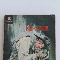 Libros de segunda mano: EL DESERTOR. PHIL KETCHUM. OESTE. 1º EDICION 1964. Lote 102672379