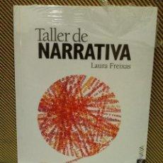 Livres d'occasion: NUEVO LAURA FREIXAS. TALLER DE NARRATIVA. ANAYA. PUNTO DE REFERENCIA. PRECINTADO. Lote 102753959