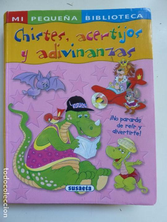 CHISTES, ACERTIJOS Y ADIVINANZAS (Libros de Segunda Mano - Literatura Infantil y Juvenil - Otros)