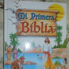 Libros de segunda mano: LIBRO INFANTIL - MI PRIMERA BIBLIA - EVA MELGAR - LIBSA. Lote 102942651