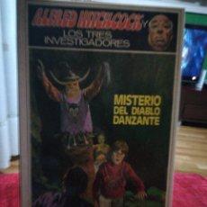 Libros de segunda mano: ALFRED HITCHCOCK Y LOS TRES INVESTIGADORES MISTERIO DEL DIABLO DANZANTE. Lote 102985843