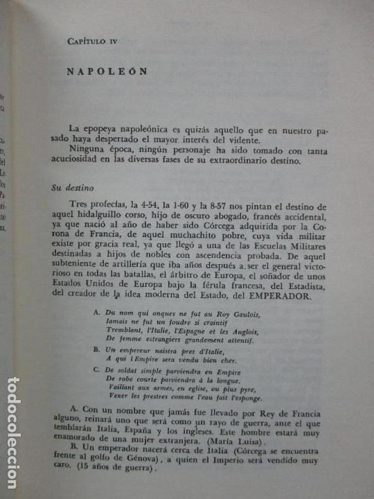 Libros de segunda mano: NOSTRADAMUS. M.U. IVELINE. 1973. - Foto 5 - 103021031
