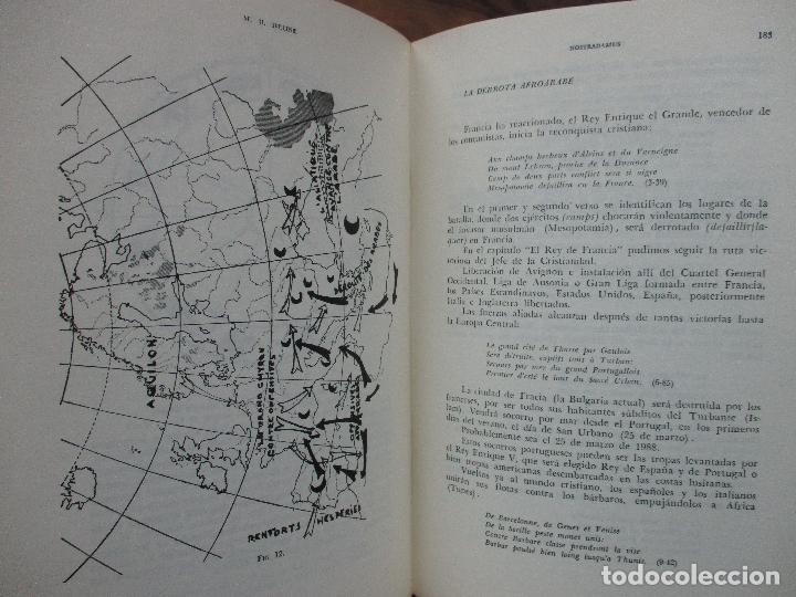 Libros de segunda mano: NOSTRADAMUS. M.U. IVELINE. 1973. - Foto 9 - 103021031