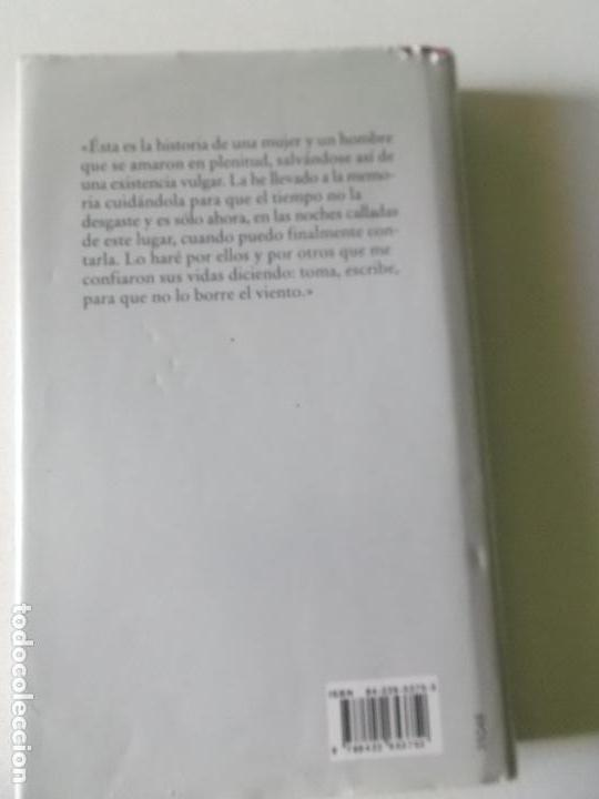 Libros de segunda mano: ISABEL ALLENDE DE AMOR Y DE SOMBRA 1995 CIRCULO DE LECTORES - Foto 2 - 103033751