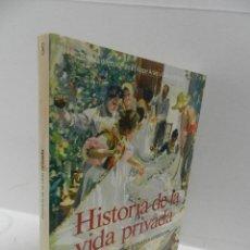 Libros de segunda mano: HISTORIA DE LA VIDA PRIVADA-Nº 8-PHILIPPE ARIES-GEORGES DUBY-TAURUS ANTROPOLOGIA CULTURAL. Lote 103043463