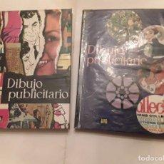 Libros de segunda mano: DIBUJO PUBLICITARIO. Lote 103157123