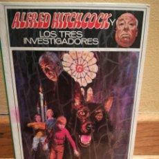 Libros de segunda mano: ALFRED HITCHCOCK Y LOS TRES INVESTIGADORES MISTERIO DEL PERRO INVISIBLE. Lote 103167548
